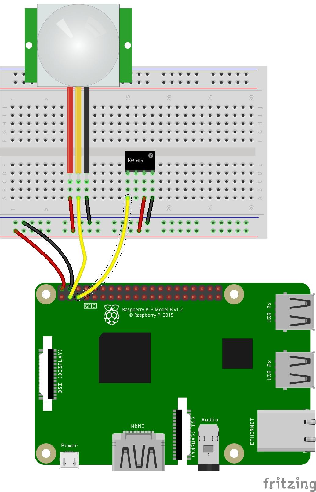 Multimédia center with Raspberry Pi 3 / Projets R & A / Alex