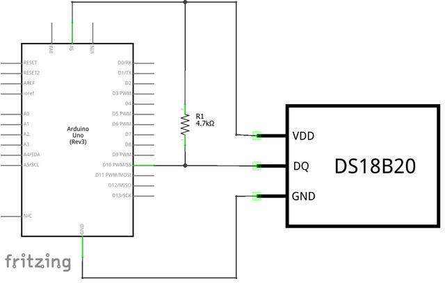 mesures de temp u00e9rature    arduino   transmission de mesures    projets r  u0026 a    alex
